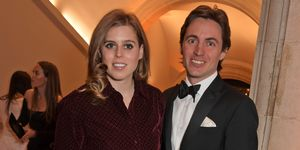 Princess Beatrice just made her first public appearance with her new boyfriend
