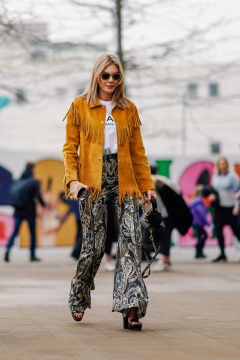 Eyewear, Glasses, Trousers, Sunglasses, Winter, Outerwear, Jacket, Bag, Fashion show, Style,