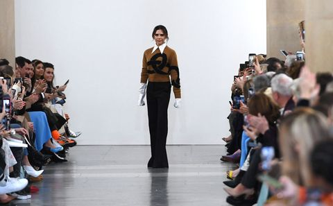 54c685fe6 Victoria Beckham's latest show celebrates the