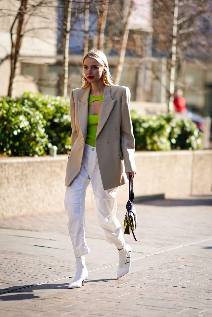 street style lfw