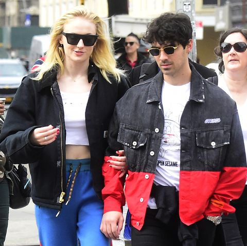 Celebrity Sightings In New York City - March 15, 2019