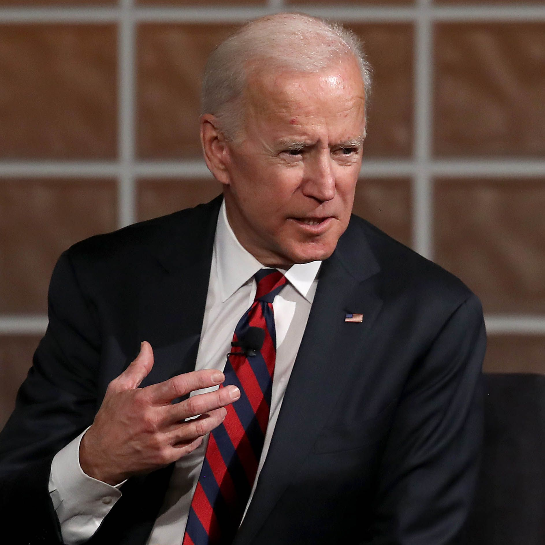 Joe Biden was criticized recently for anti-reparation comments he made—in 1975.