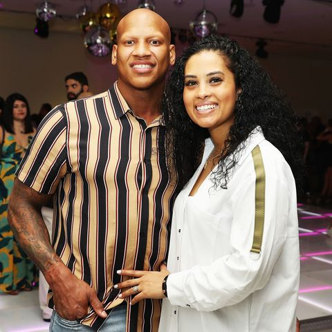 a340d503212 Ryan Shazier Dances At His Wedding After Being Told He May Never ...