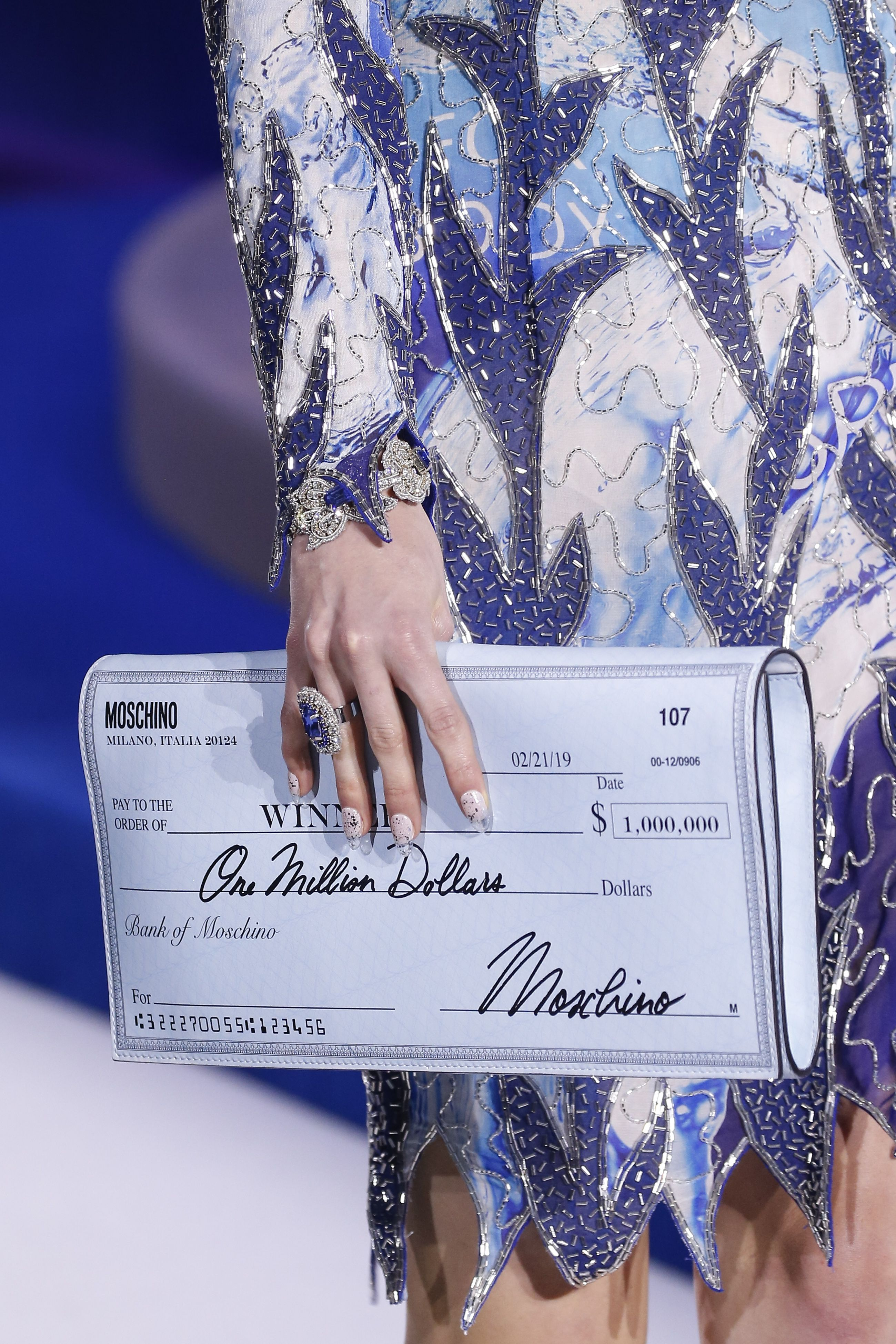 Moschino's The Price Is Right-Inspired Runway Show Featured