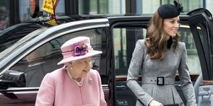 the queen kate middleton