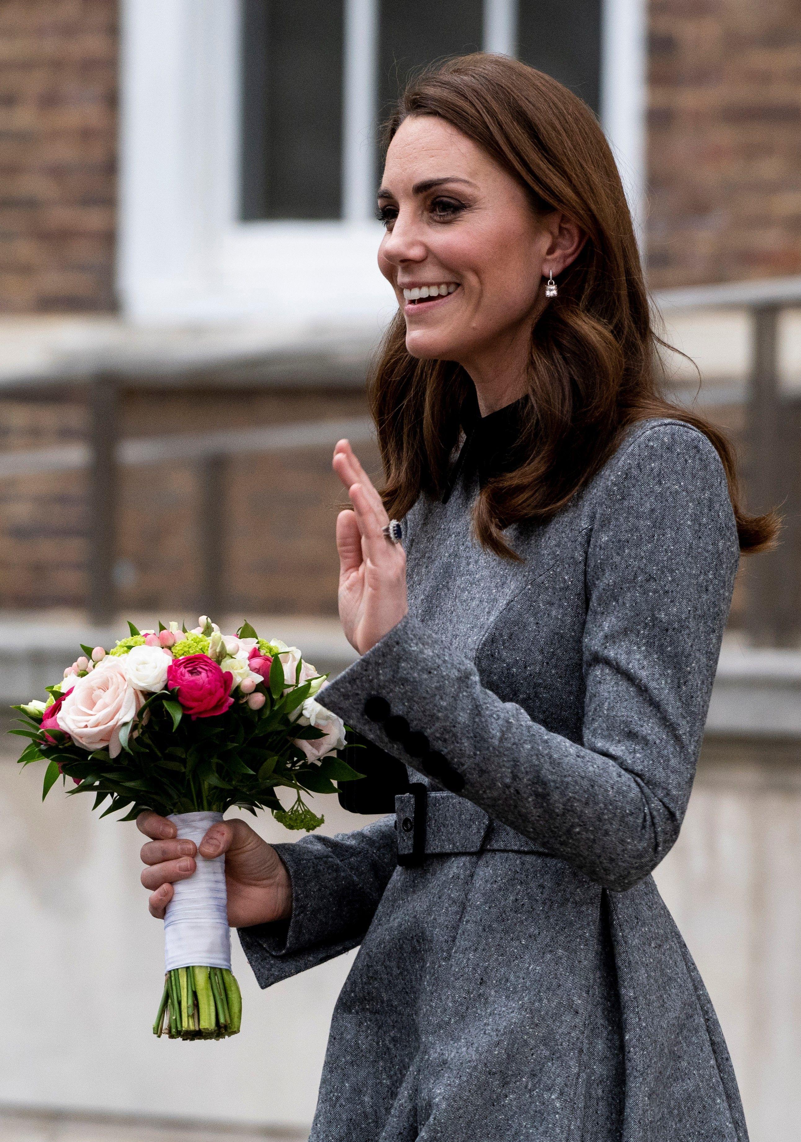 Kate Middleton's Annoushka Eternity Ring Is Back In Stock