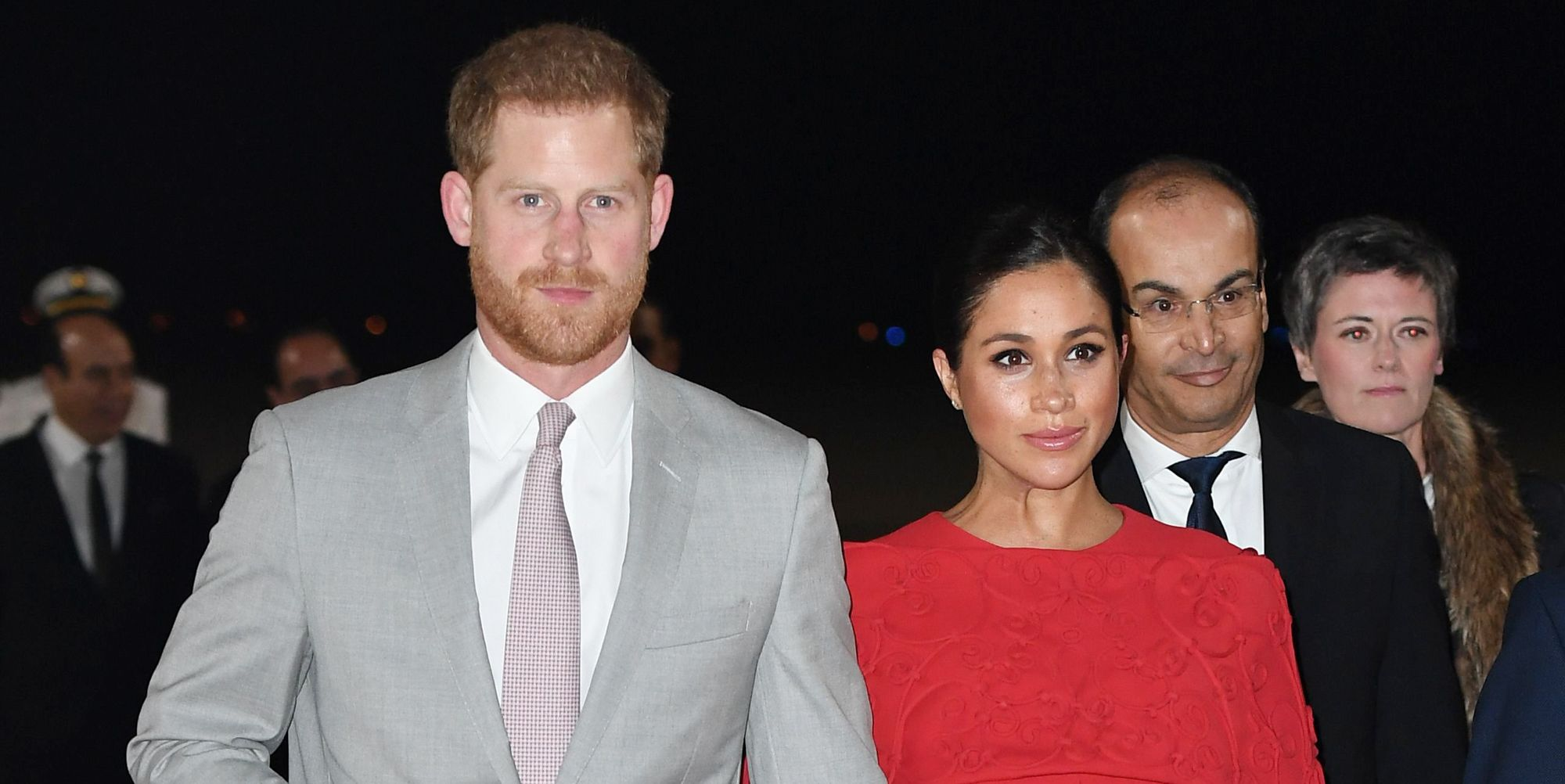 Did Buckingham Palace accidentally reveal the name of Meghan and Harry's baby?