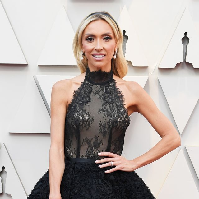 hollywood, california   february 24 giuliana rancic attends the 91st annual academy awards at hollywood and highland on february 24, 2019 in hollywood, california photo by frazer harrisongetty images