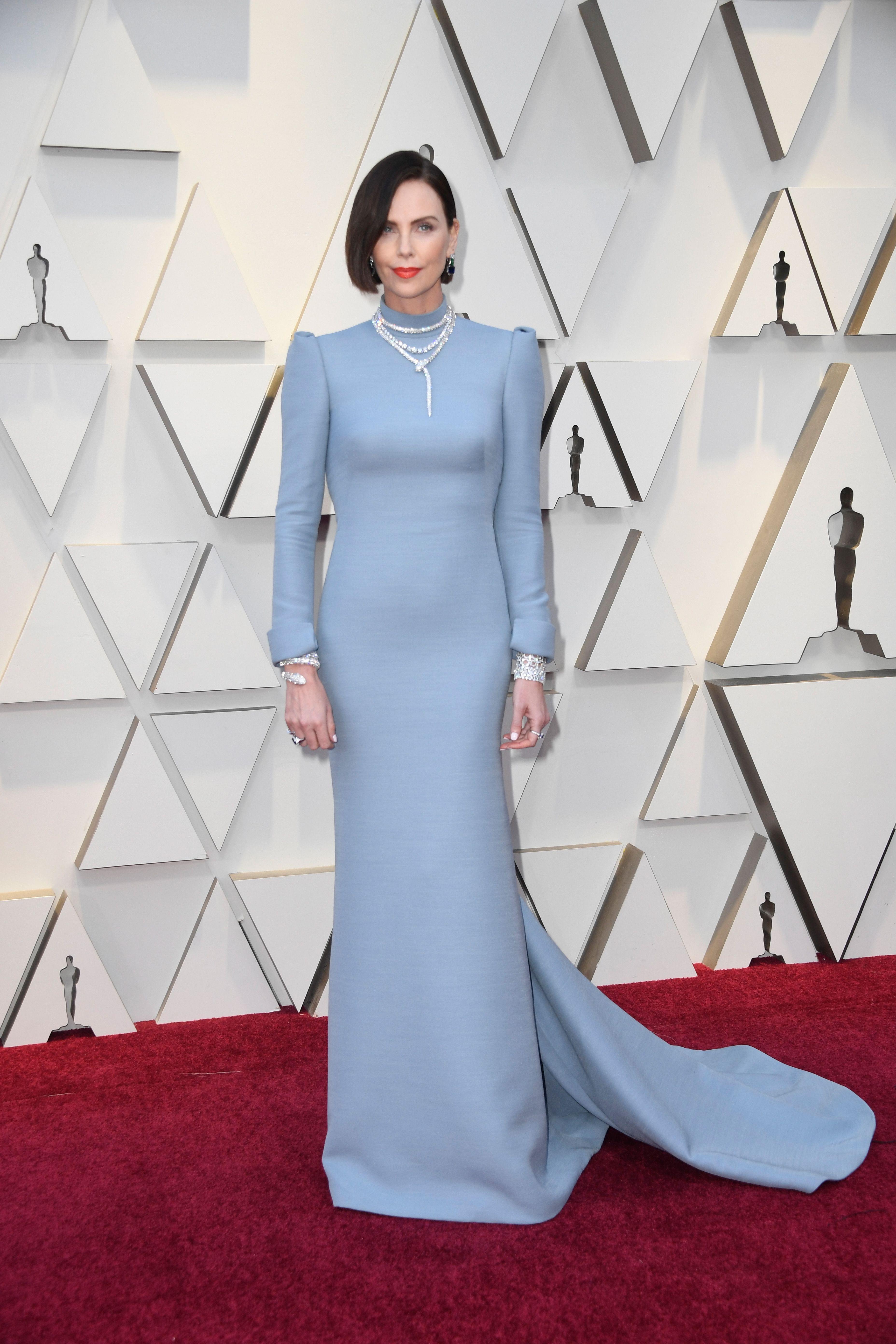 9dae53e1d4 Premios Oscar 2019  looks de la alfombra roja - Vestidos Oscar 2019