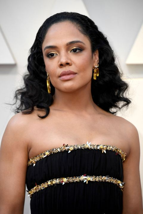 hollywood, california   february 24 tessa thompson attends the 91st annual academy awards at hollywood and highland on february 24, 2019 in hollywood, california photo by frazer harrisongetty images