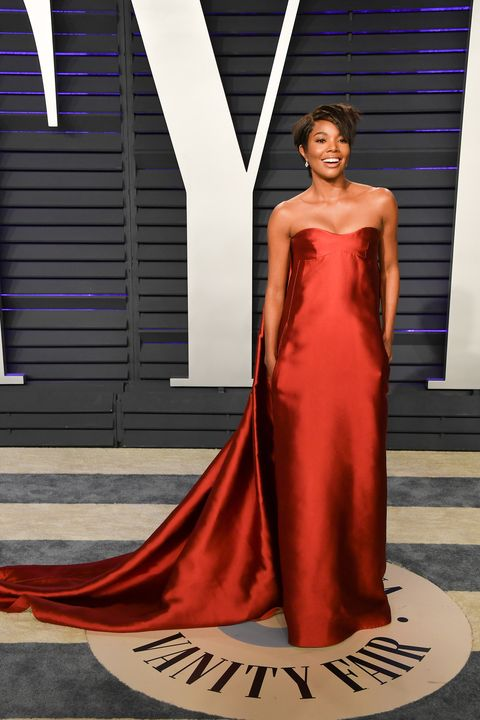 Dress, Clothing, Gown, Shoulder, Red, Fashion model, Formal wear, Haute couture, Fashion, Strapless dress,