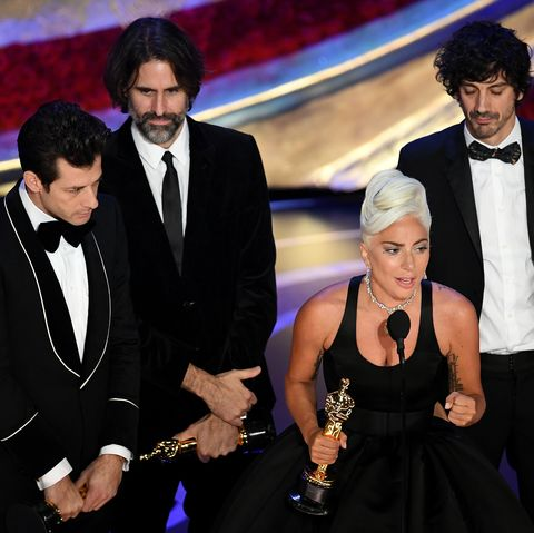 Lady Gaga Quoted Rocky In Her Acceptance Speech For Shallow