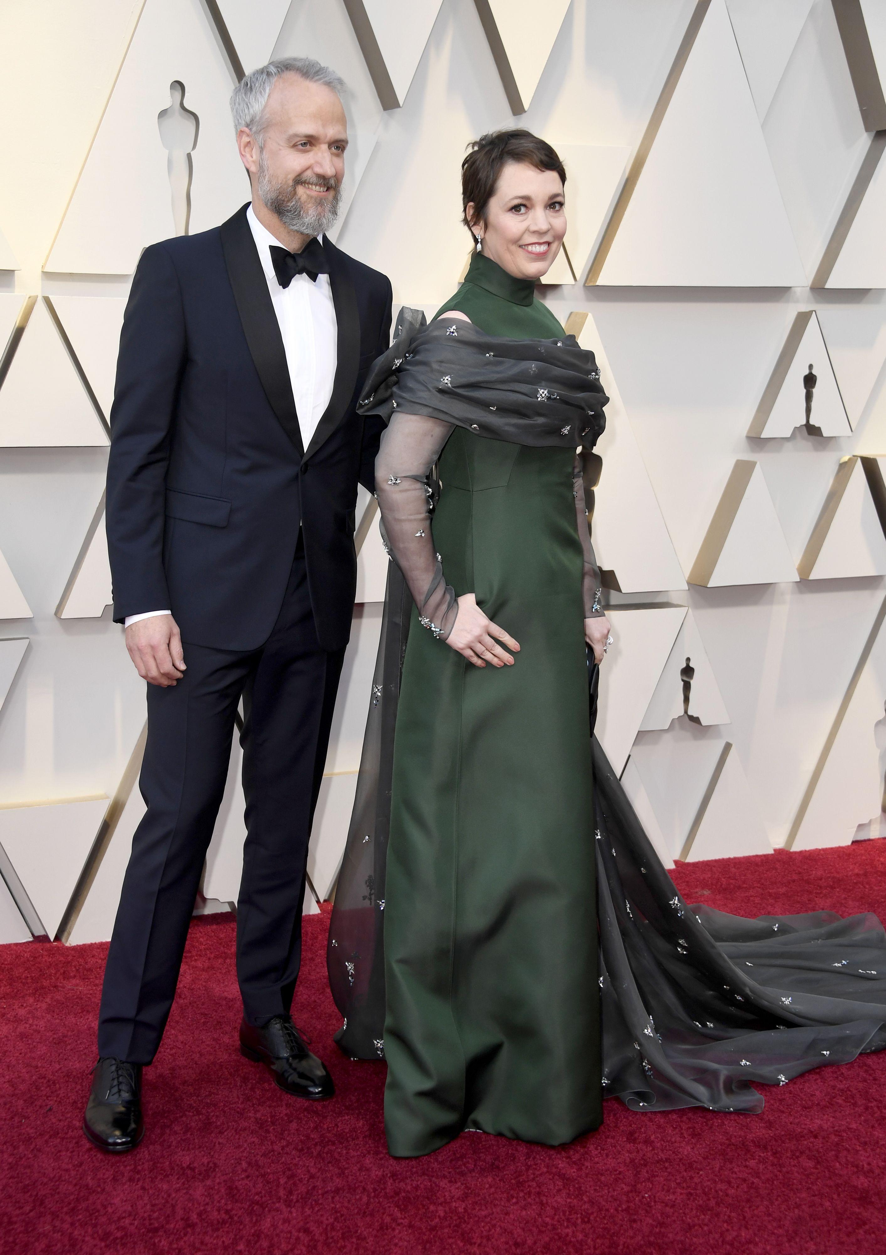 couples oscars 2019