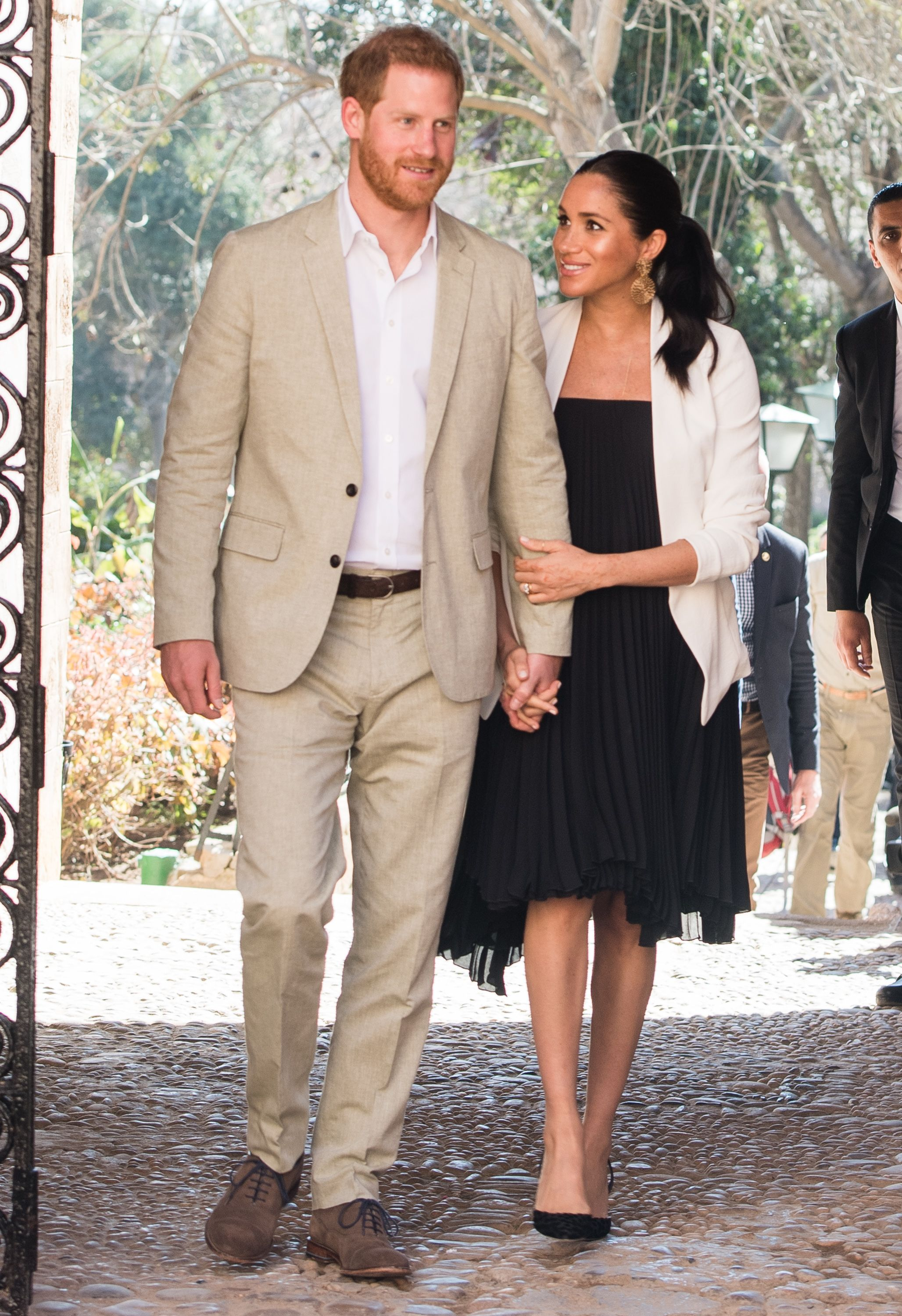 """Prince Harry and Meghan Markle Prefer the """"Energy"""" at Frogmore Cottage Over Kensington Palace"""