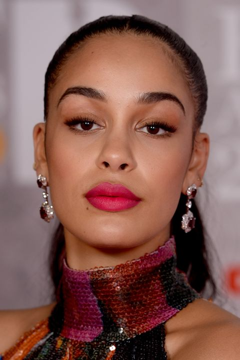 Jorja Smith Hair And Makeup