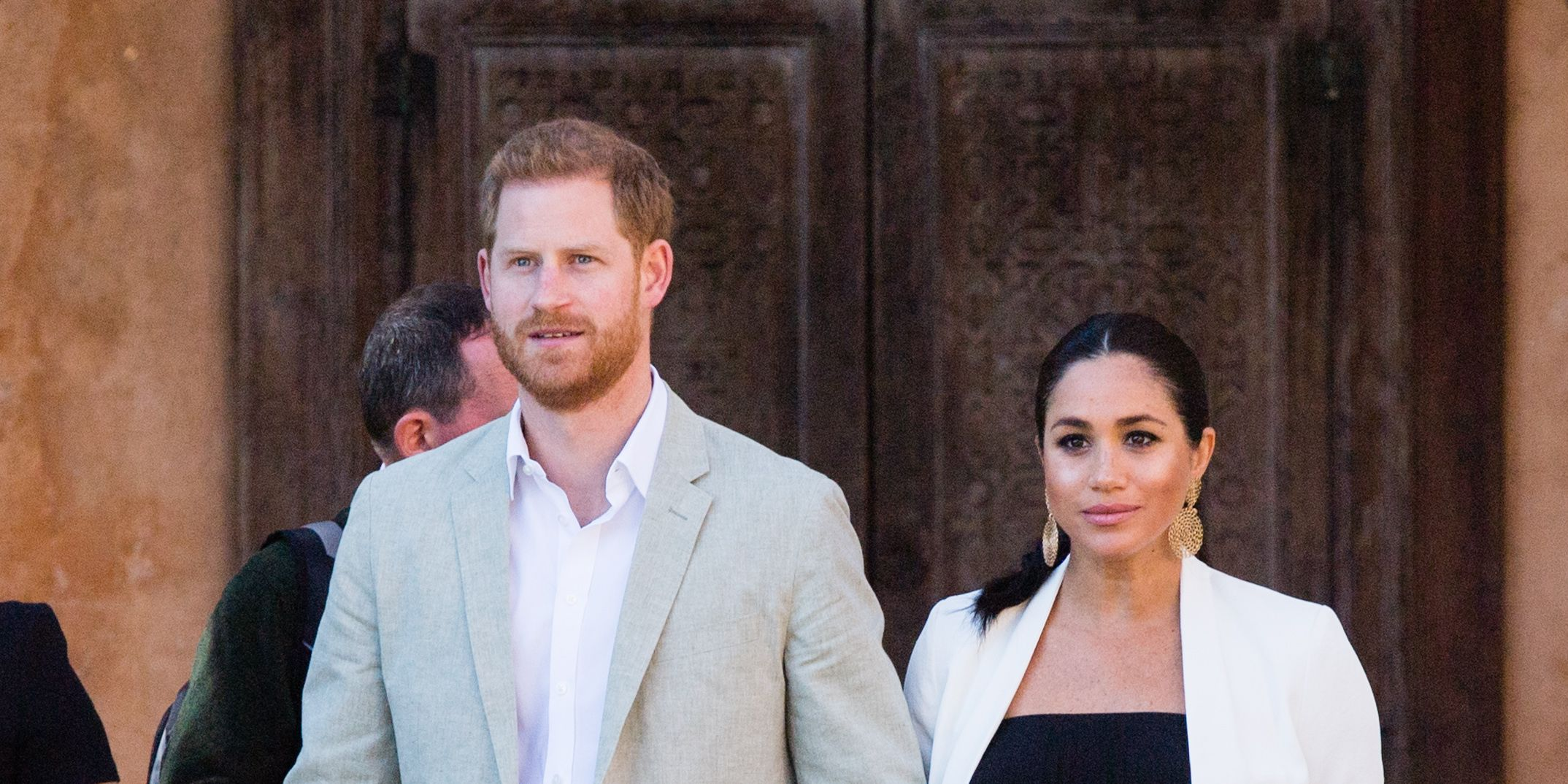 Did Meghan Markle just drop a big hint she may be having twins?