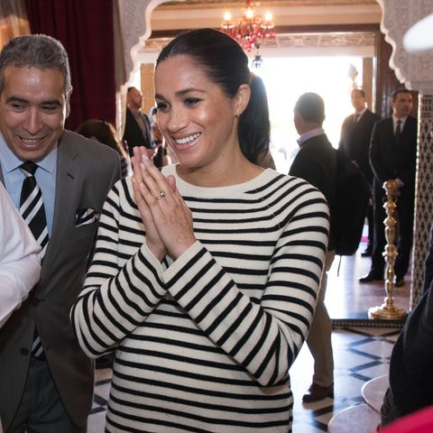 This is the date Meghan Markle is most likely to give birth