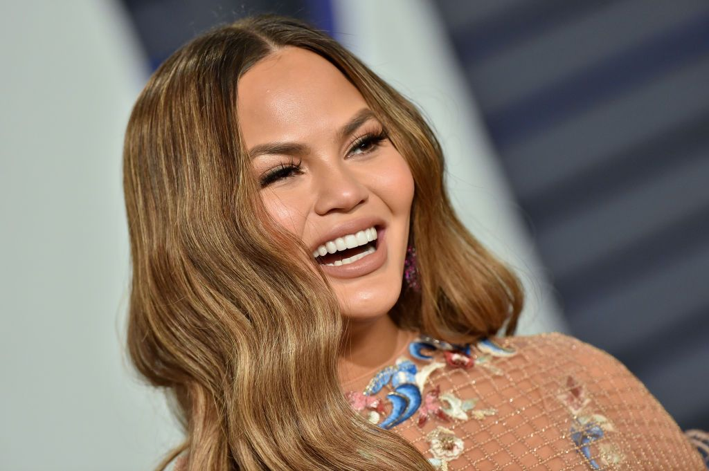Chrissy Teigen Is Named a TIME Most Influential Person—and Gets a Hilarious, Fan-Made Cover