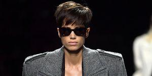 Saint Laurent : Runway - Paris Fashion Week Womenswear Fall/Winter 2019/2020