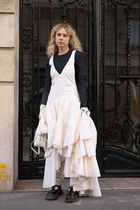 a196d8798 Esta opción también es perfecta para dar un aire más casual a los vestidos  más formales.