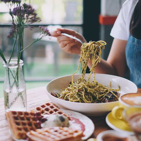 The definitive guide to intuitive eating