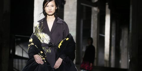 6bd20842dbb1 Dries Von Noten   Runway - Paris Fashion Week Womenswear Fall Winter  2019 2020