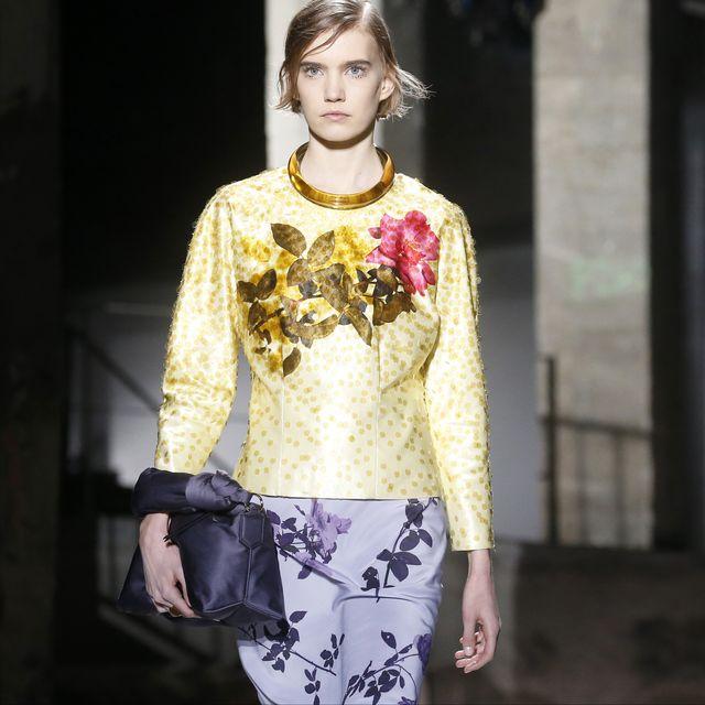 ceab44c3a7 Dries Von Noten   Runway - Paris Fashion Week Womenswear Fall Winter  2019 2020