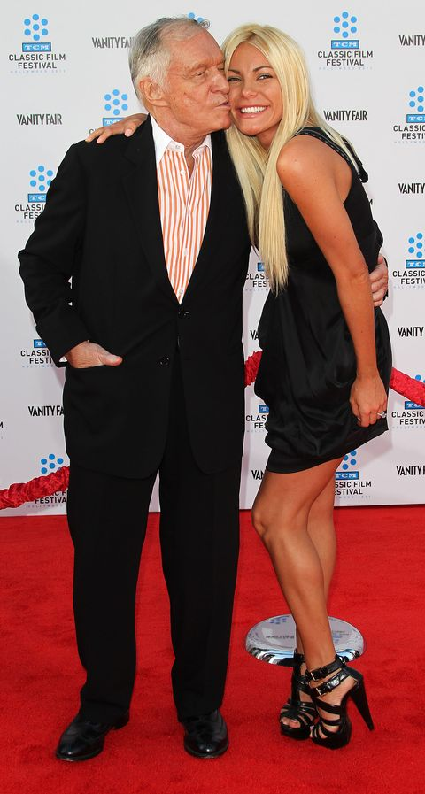 Hugh Hefners 31 Year Old Wife Wont Inherit A Penny Following His