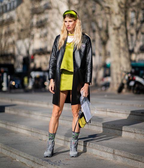 100% authentiek speciaal voor schoenen schoonheid De dikke haarband is Instagram's favo accessoire van de zomer