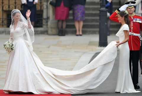 Why kate middleton wore white to the royal wedding in defense of getty images junglespirit Images