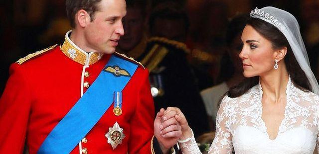 ウィリアム王子 キャサリン妃 ロイヤルファミリー 結婚