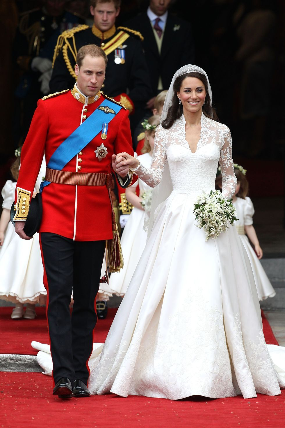 Kate Middleton Prince William Wedding Photos - Royal Wedding 2011 ...