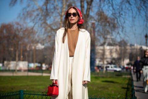 White, Clothing, Street fashion, Photograph, Eyewear, Fashion, Red, Outerwear, Pink, Beauty,