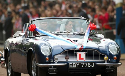 The Best Harry And Meghan Wedding Car
