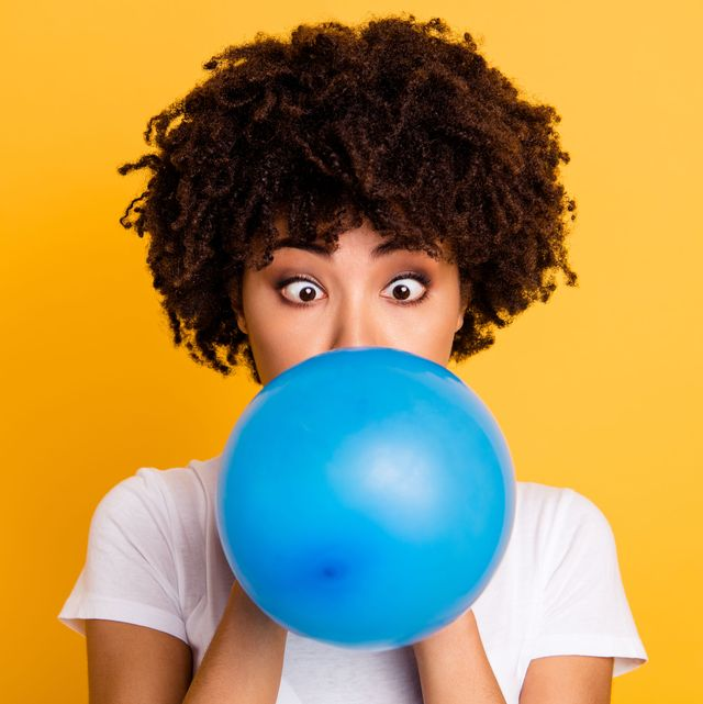Balloon, Fun, Ball, Afro, Child, Party supply,