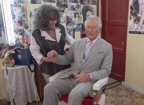 查爾斯親王婉拒「理髮」遭吐槽:英國王室的男人真的不能理髮啊!再理就沒了!