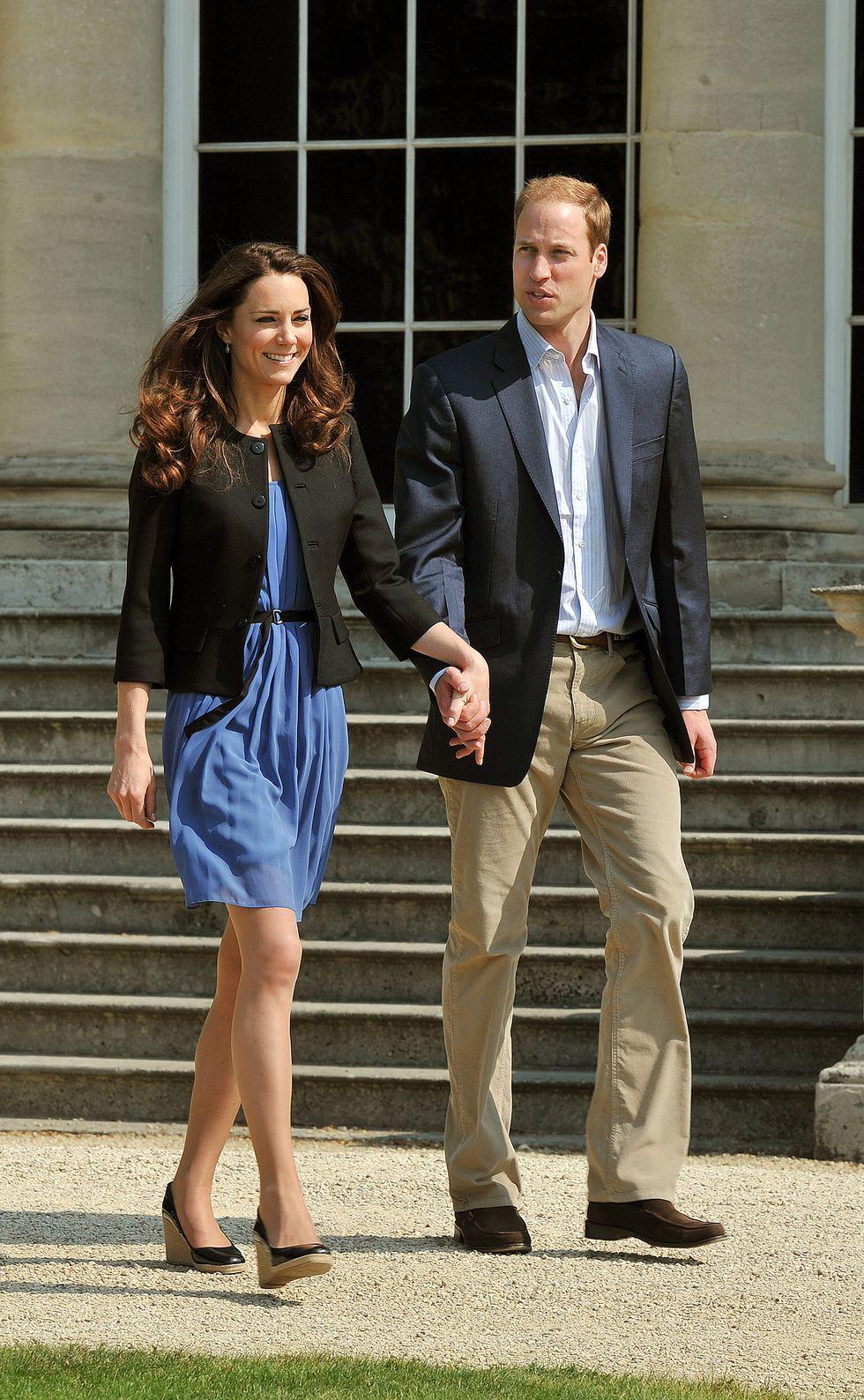 Kate Middleton wearing Zara