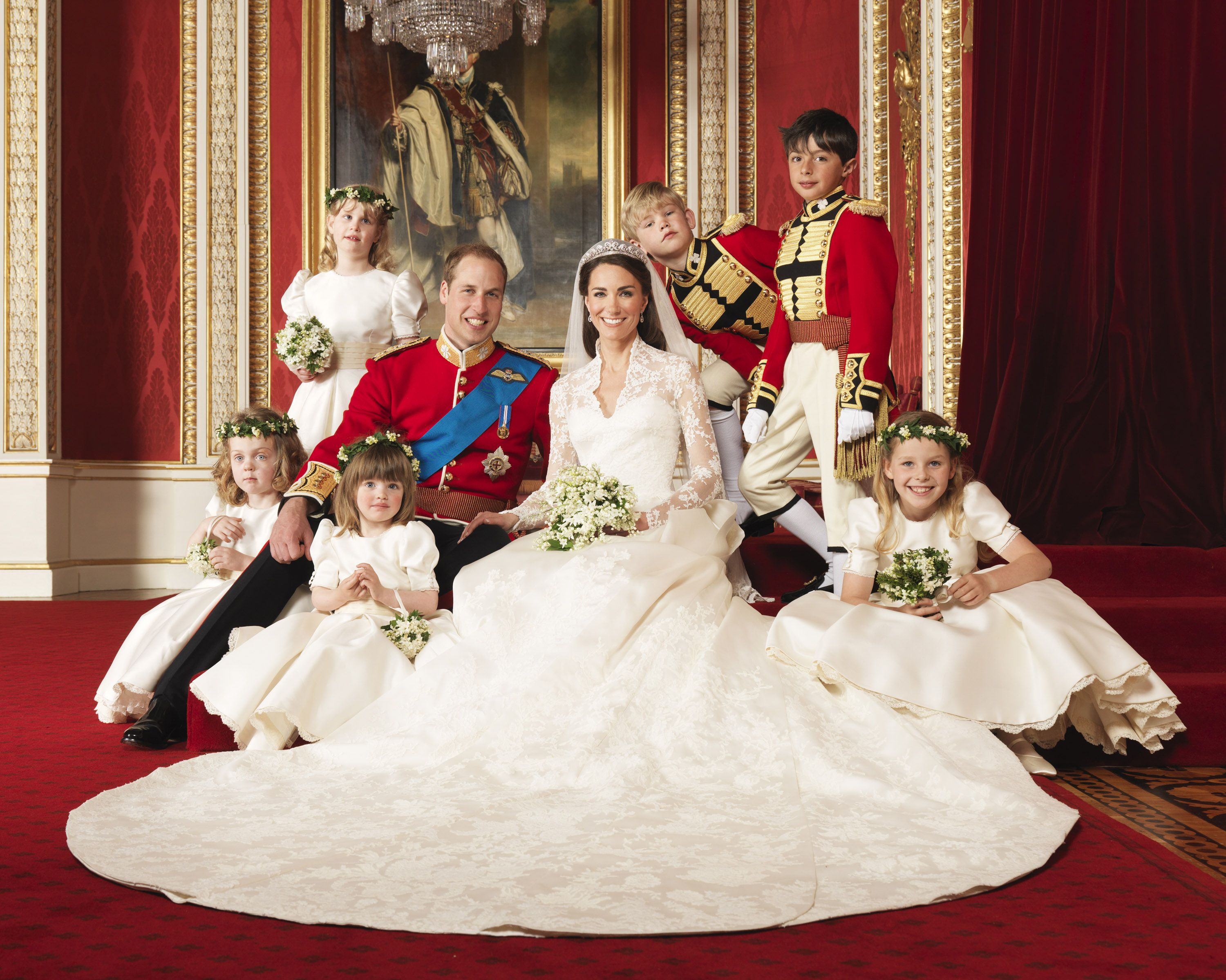 Image result for wedding of prince william and catherine middleton