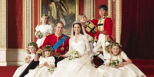 Kate Middleton Wedding day