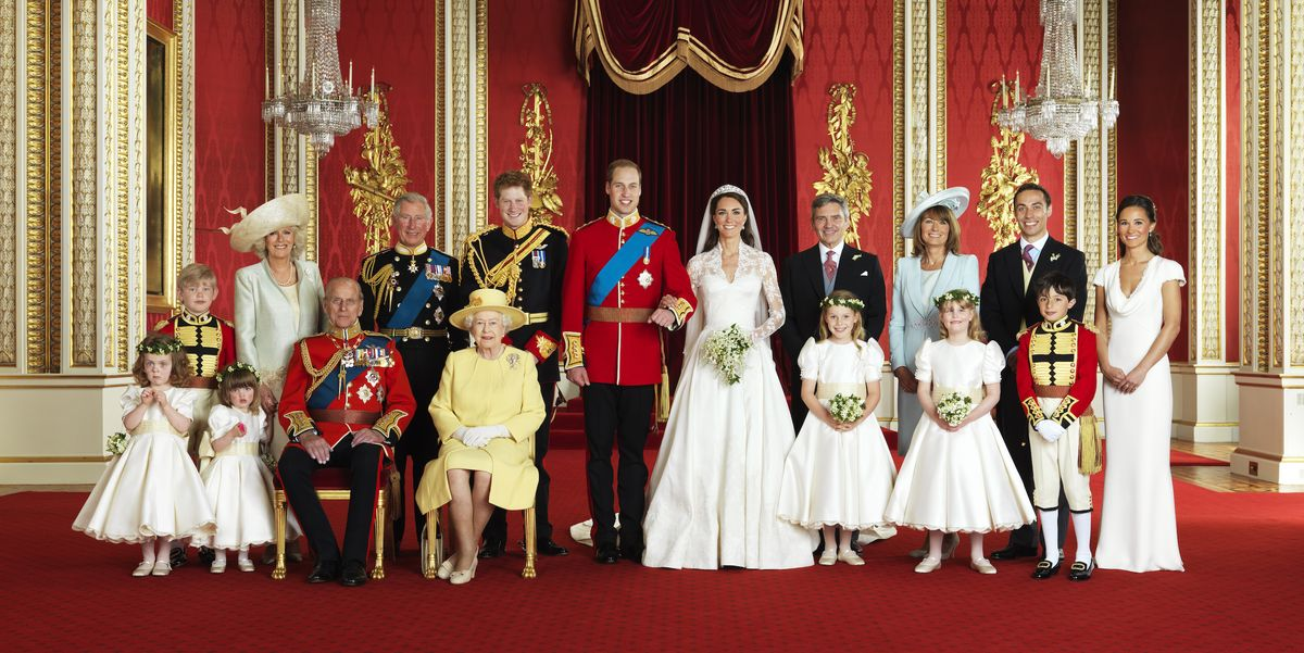 Every Gorgeous Photo From Prince William and Kate Middleton's 2011 Royal Wedding