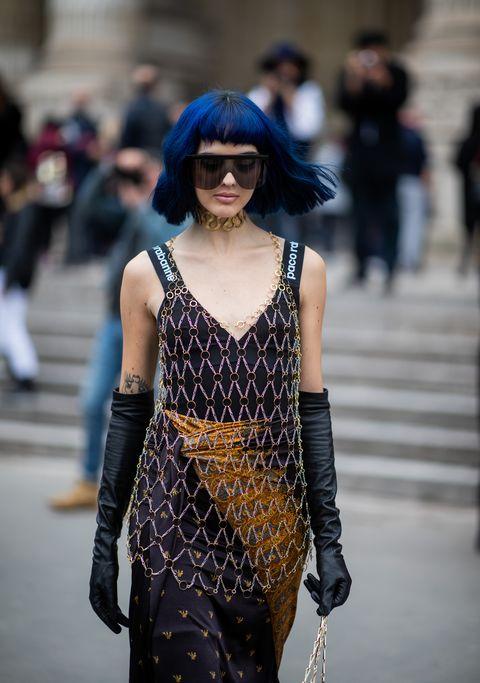 Clothing, Eyewear, Sunglasses, Style, Street fashion, Street, Goggles, Bangs, Jewellery, Fashion,