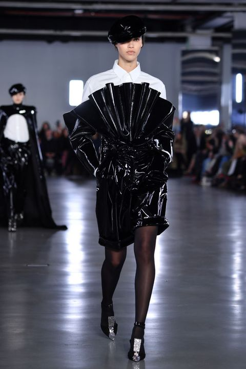 balmain herfst winter 2019 2020, balmain herfst winter 2019, balmain paris fashion week 2019, paris fashion week 2019,