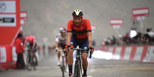 Damiano Caruso etappe 4 Strava d'Italia (Giro)