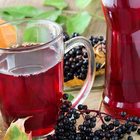 elderberries - health benefits
