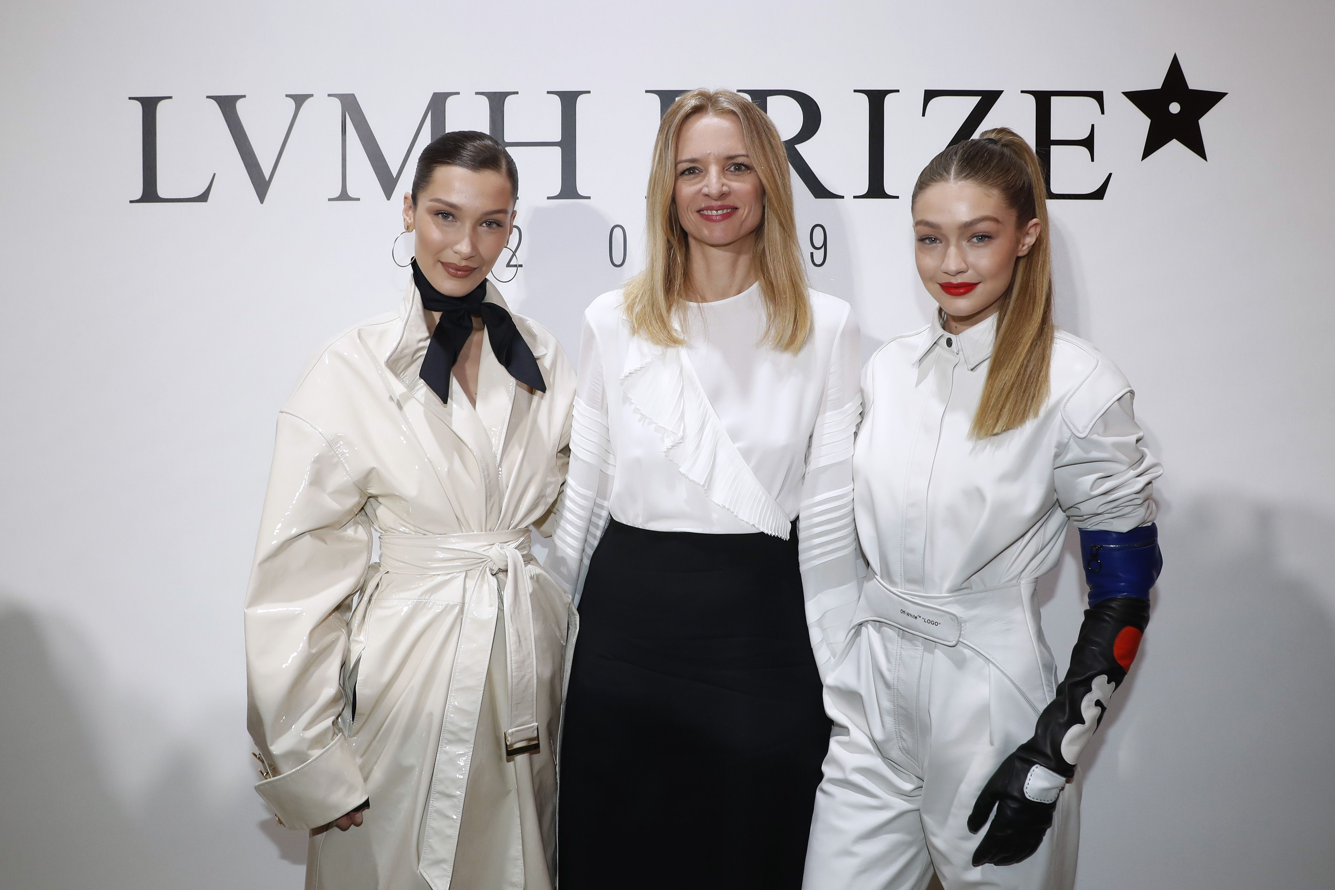 Lvmh Prize Comittee Gigi Hadid Carine Roitfeld Gigi Hadid Joins Lvmh Prize For Young Fashion Designers Panel Of Experts