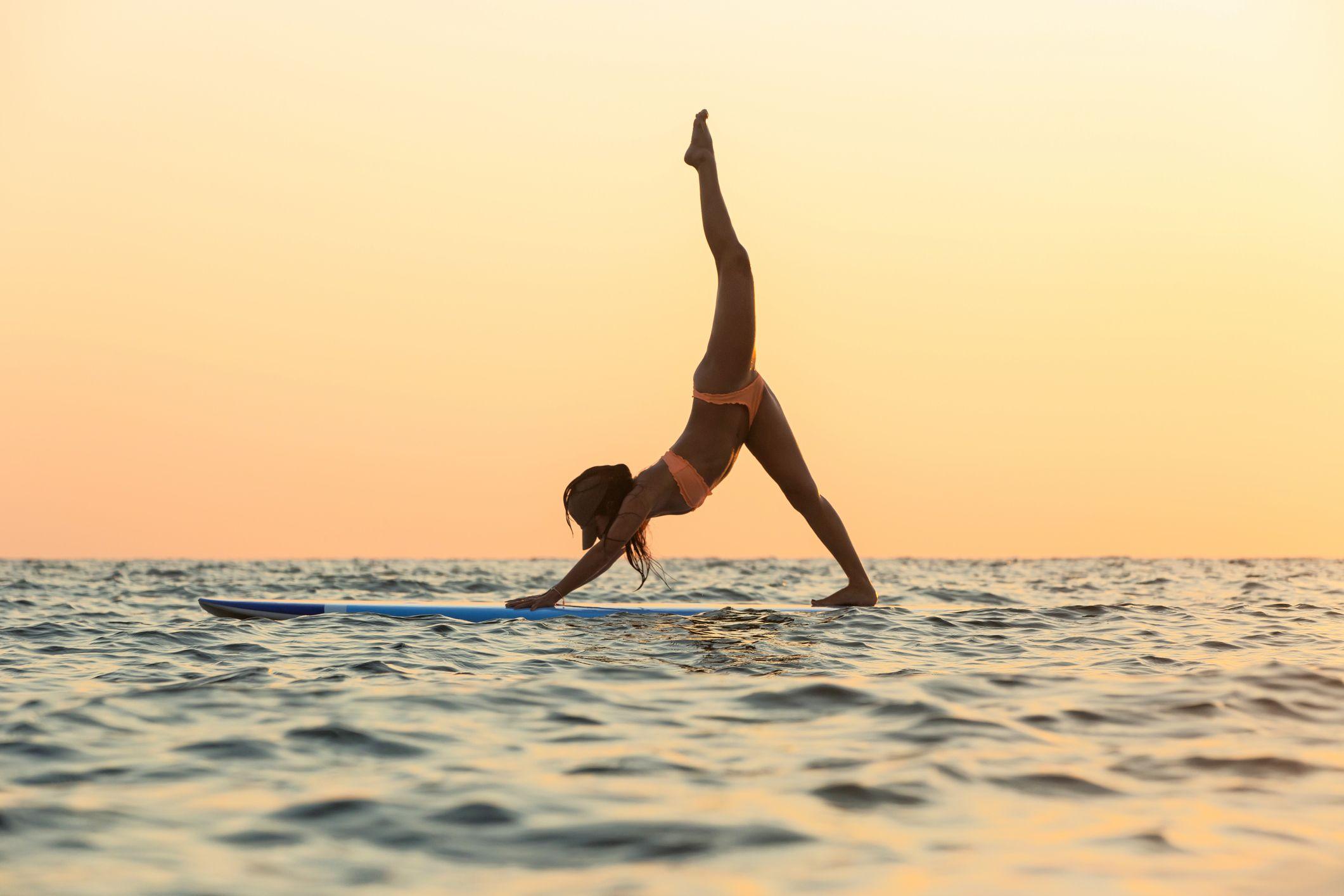 Todo sobre el SUP Yoga: ¿qué es y qué beneficios tiene?