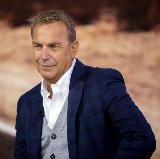 today    pictured kevin costner on thursday, march 28, 2019    photo by zach paganonbcu photo banknbcuniversal via getty images via getty images