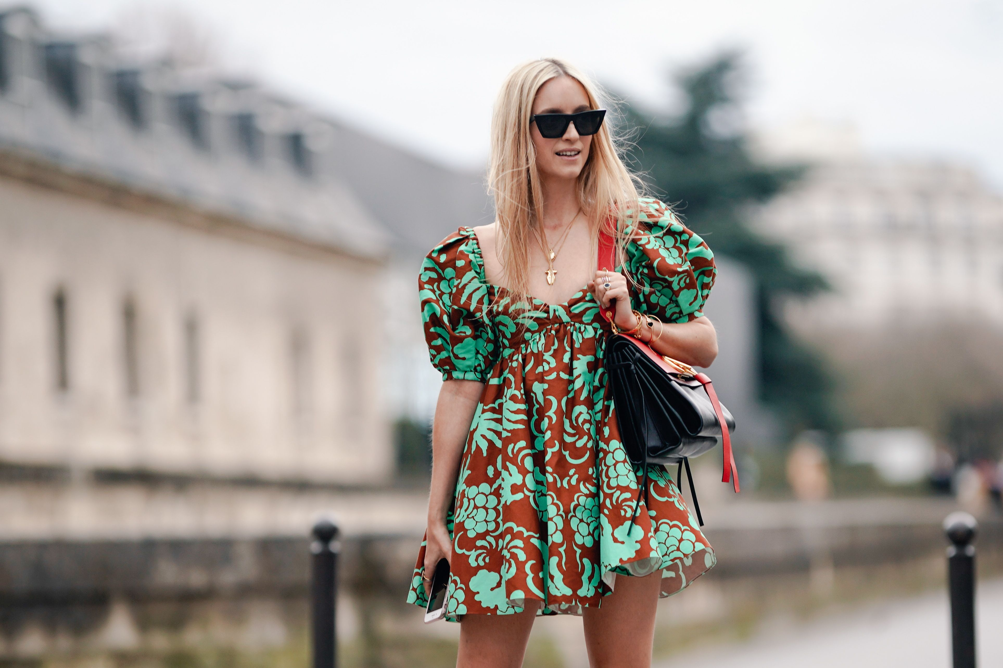 Baby Doll Dress Trend for Spring  How to Style Baby Doll Dresses