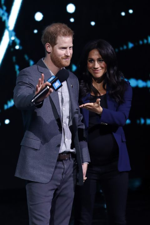Meghan markle and prince harry cutest moments