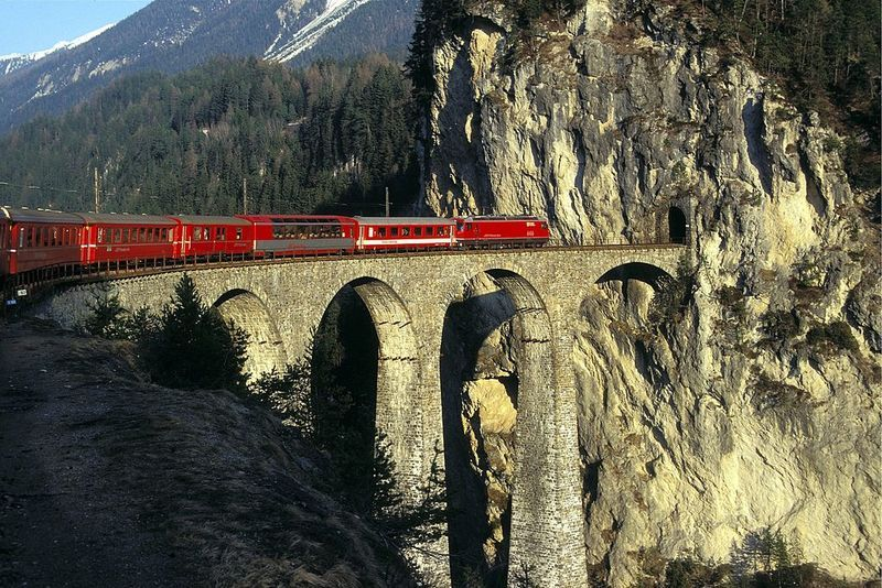 These Are the Most Beautiful Train Rides in the World